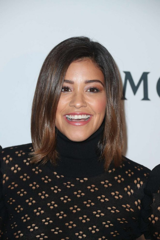 Gina Rodriguez: 2nd Annual Moet Moment Film Festival -30