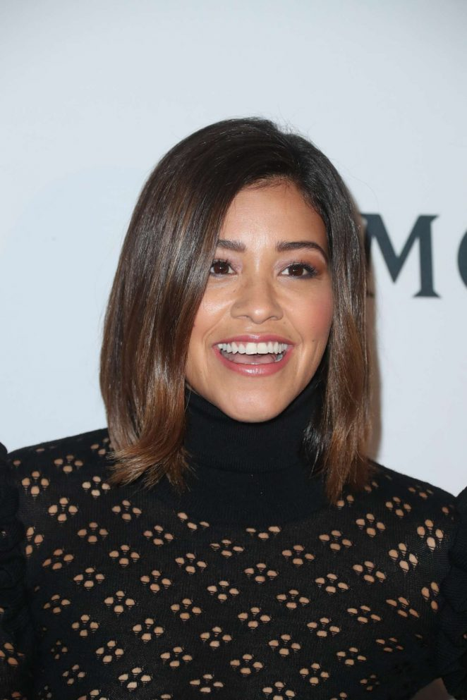 Gina Rodriguez: 2nd Annual Moet Moment Film Festival -31