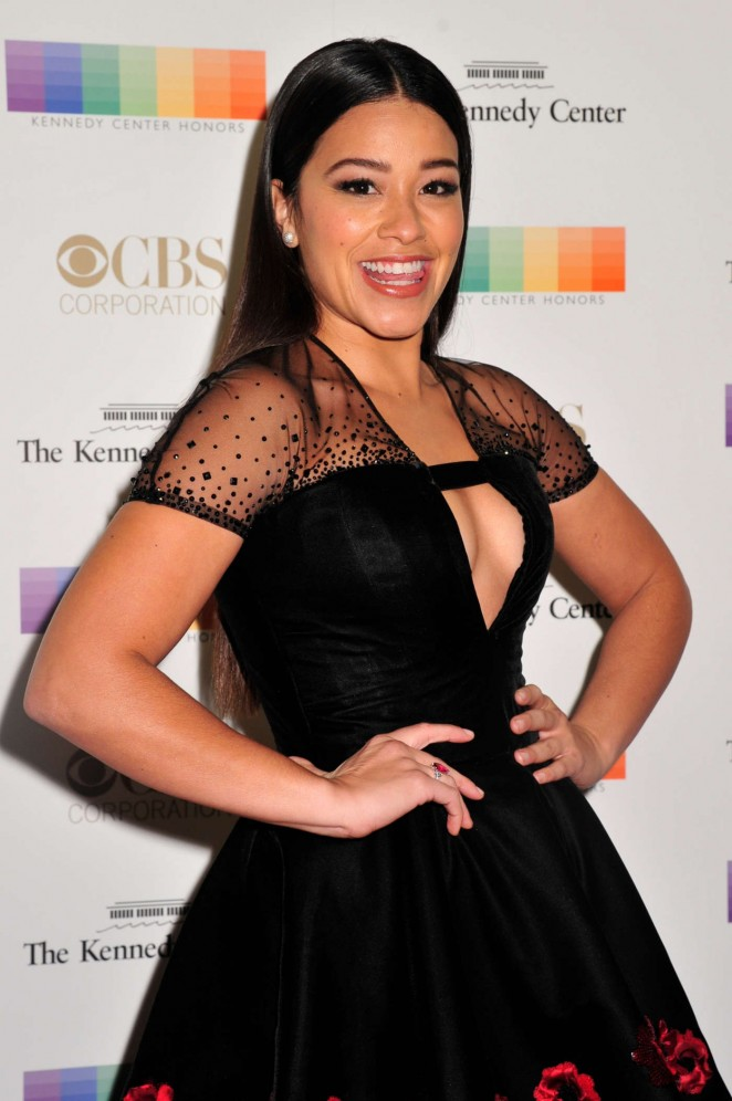 Gina Rodriguez – 38th Annual Kennedy Center Honors Gala in Washington
