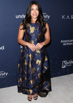 Gina Rodriguez - 2016 Unite4:Humanity Gala in Beverly Hills