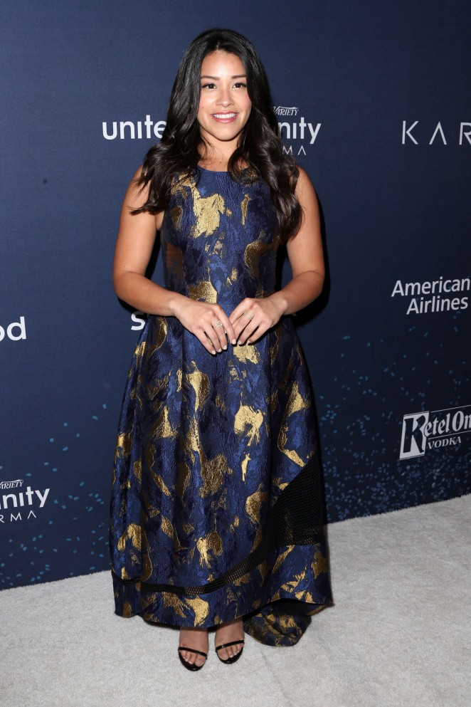 Gina Rodriguez - 2016 Unite4:Humanity Gala in Beverly Hills