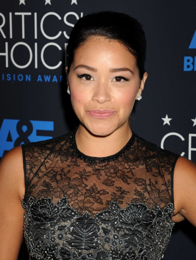 Gina Rodriguez - 2015 Critics Choice Television Awards in Beverly Hills