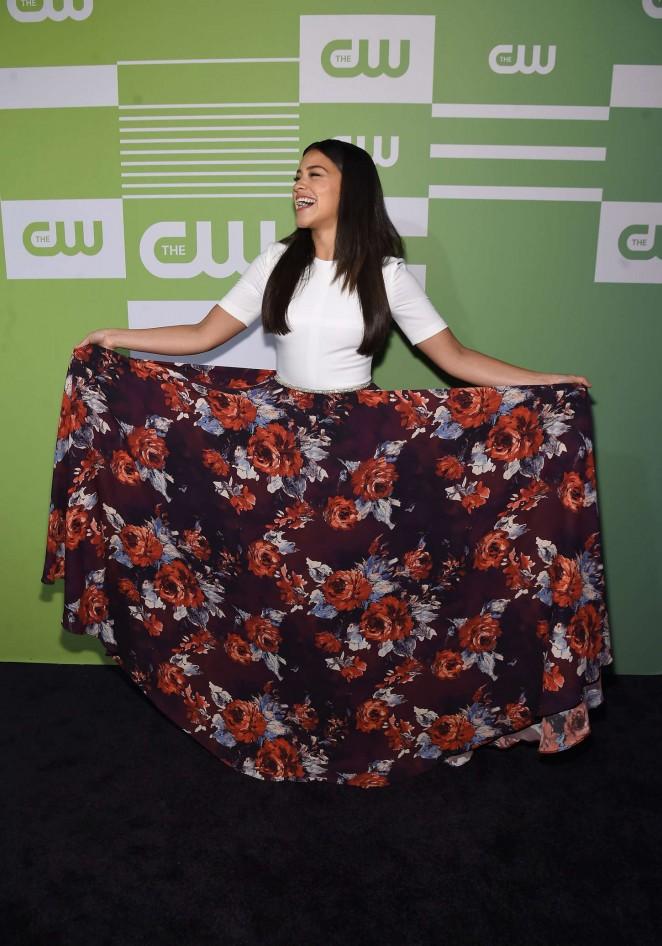 Gina Rodriguez: CW Networks 2015 Upfront -07