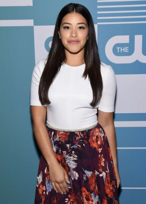 Gina Rodriguez - CW Network's 2015 Upfront in NYC
