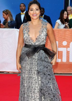 Gina Rodriguez - 'Deepwater Horizon' Premiere at 2016 Toronto International Film Festival