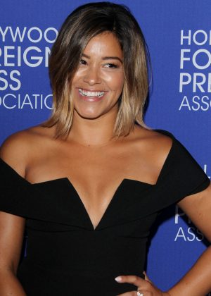 Gina Rodriguez - Hollywood Foreign Press Association's Grants Banquet in Los Angeles