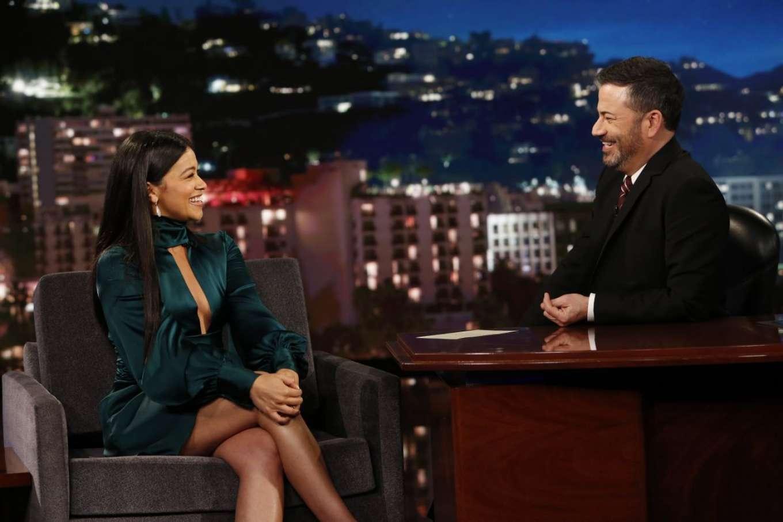 Gina Rodriguez 2019 : Gina Rodriguez: Jimmy Kimmel Live! in Los Angeles-01