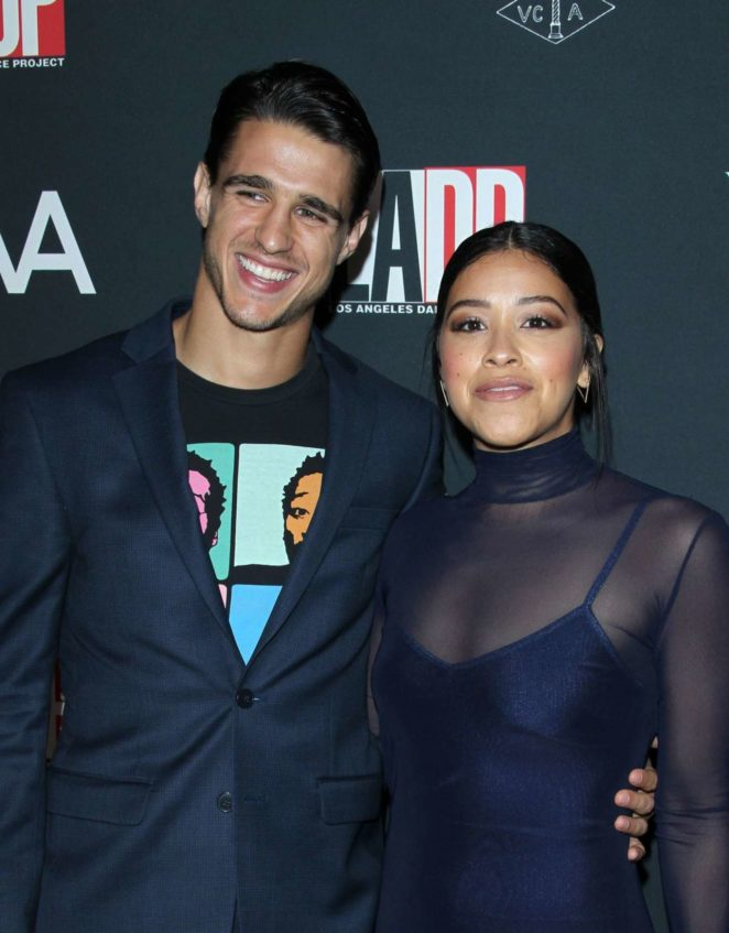 Gina Rodriguez – LA Dance Project Gala in Los Angeles