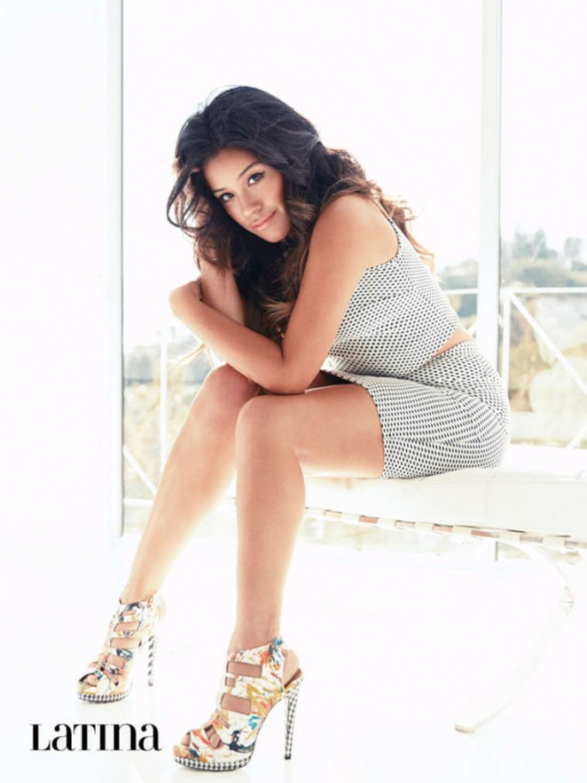 Gina Rodriguez – Latina Magazine (March 2015)