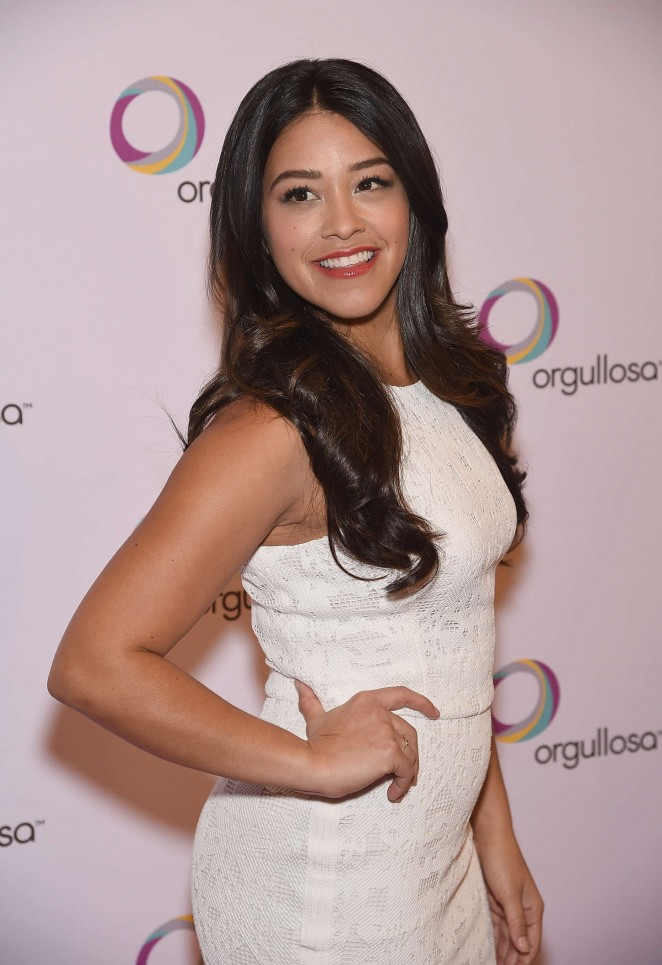 Gina Rodriguez – Nuevas Latinas Living Fabulosa Event in NYC