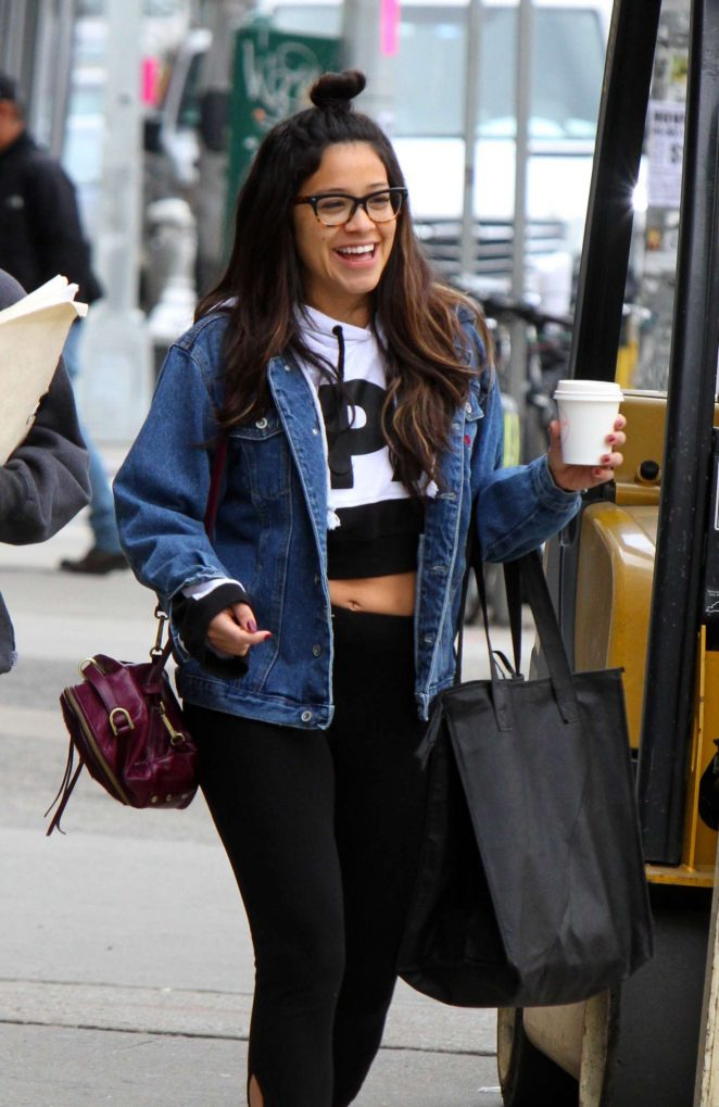 Gina Rodriguez on 'Someone Great' movie set in Soho