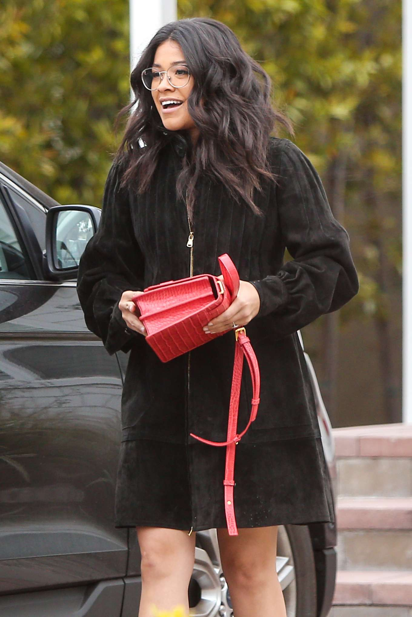 Gina Rodriguez - Out in Los Angeles