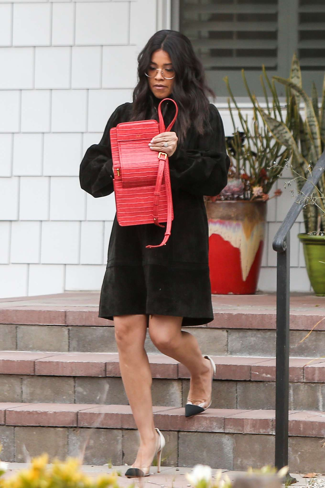 Gina Rodriguez 2019 : Gina Rodriguez: Out in Los Angeles -10