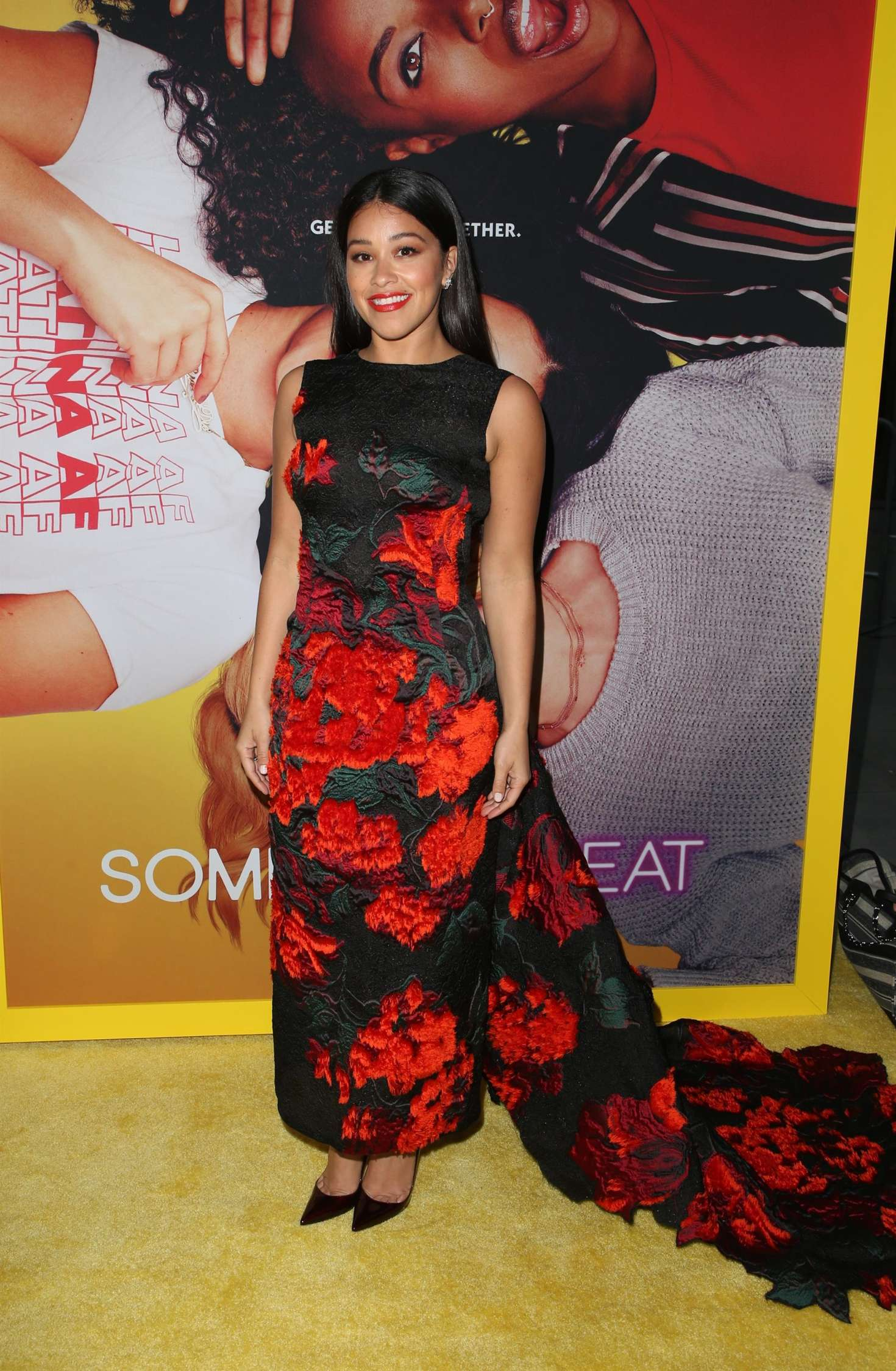 Gina Rodriguez - 'Someone Great' Special Screening in Los Angeles