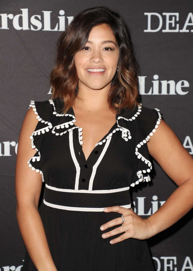 Gina Rodriguez – The Contenders Emmys Presented by Deadline in Los Angeles