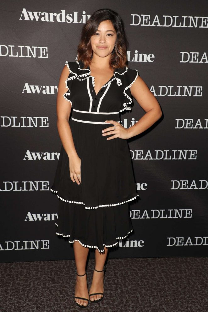 Gina Rodriguez: The Contenders Emmys Presented by Deadline -11