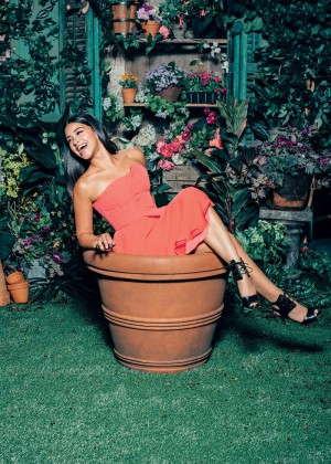 Gina Rodriguez - The Hollywood Reporter Photoshoot by Ramona Rosales (June 2015)
