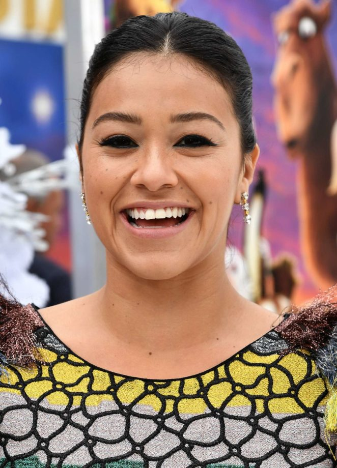 Gina Rodriguez: The Star Premiere -02