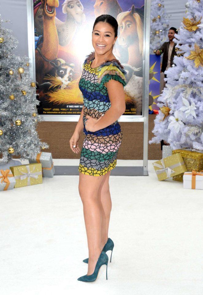 Gina Rodriguez: The Star Premiere -13