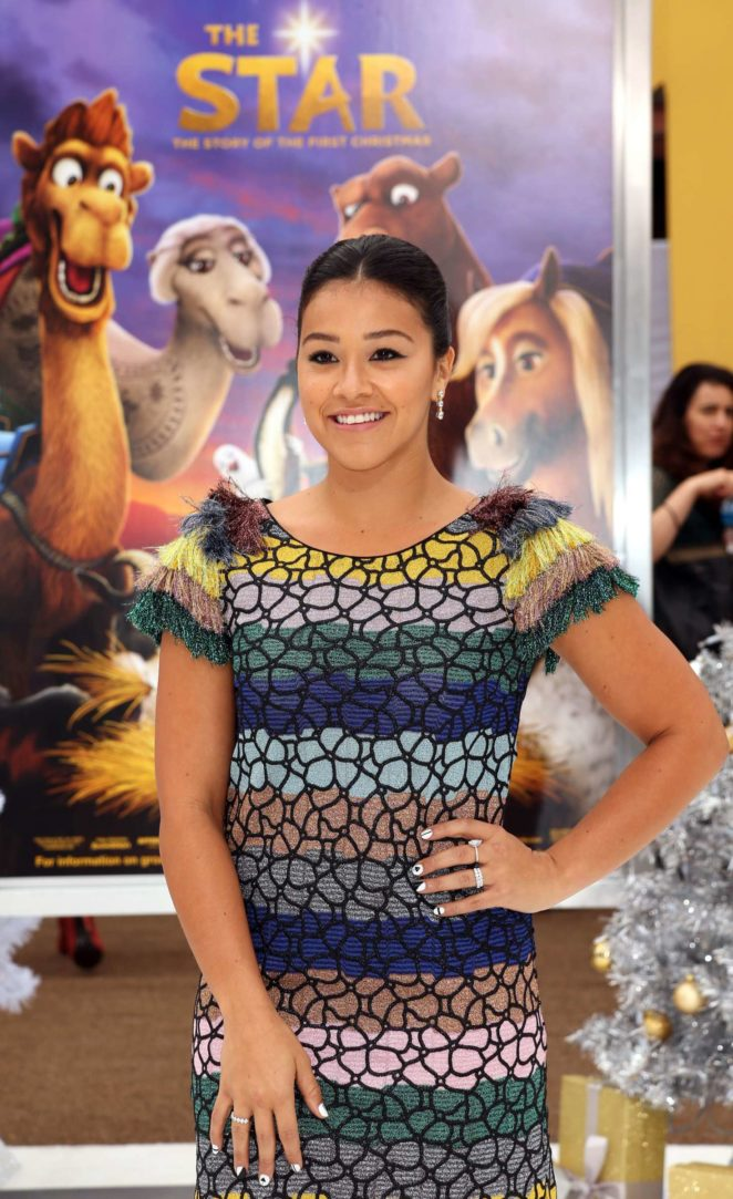 Gina Rodriguez: The Star Premiere -17
