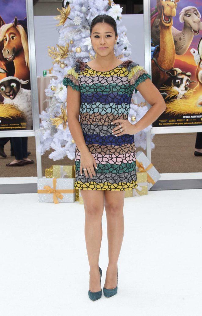 Gina Rodriguez: The Star Premiere -20