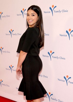 Gina Rodriguez - Venice Family Clinic's Silver Circle Gala in Beverly Hills