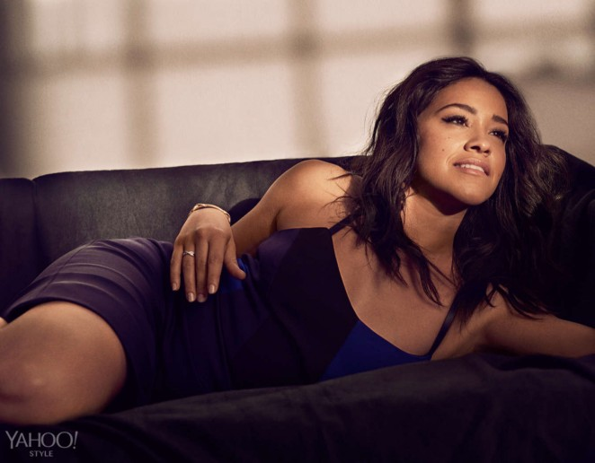 Gina Rodriguez - Yahoo Style (March 2016)