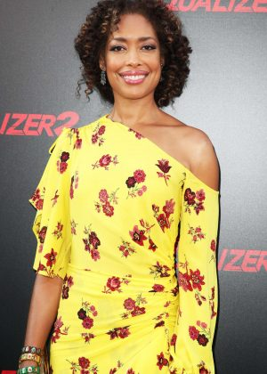 Gina Torres - 'The Equalizer 2' Premiere in Los Angeles