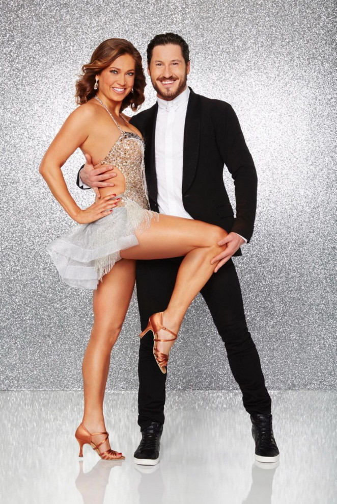 Ginger Zee - Dancing with the Stars Promoshoot 2016