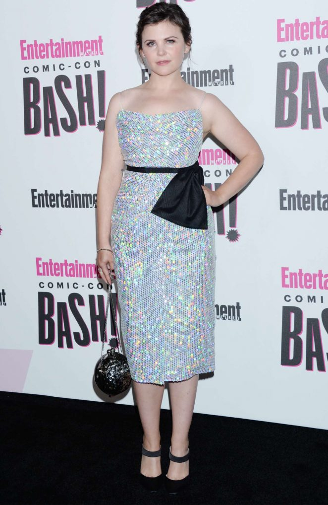 Ginnifer Goodwin - 2018 Entertainment Weekly Comic-Con Party in San Diego