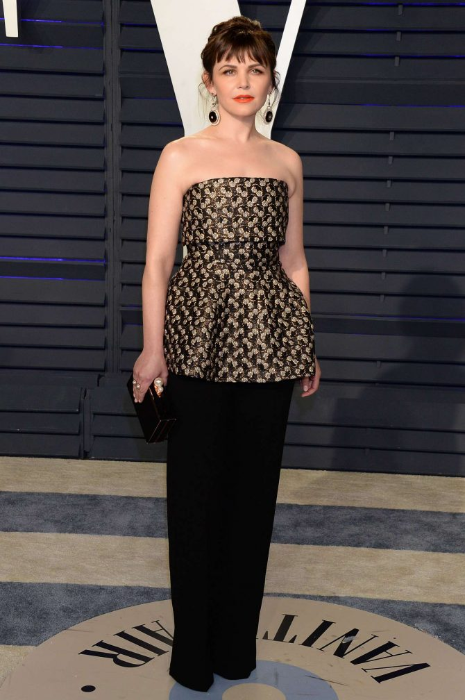 Ginnifer Goodwin - 2019 Vanity Fair Oscar Party in Beverly Hills