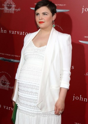 Ginnifer Goodwin - John Varvatos 13th Annual Stuart House Benefit in LA