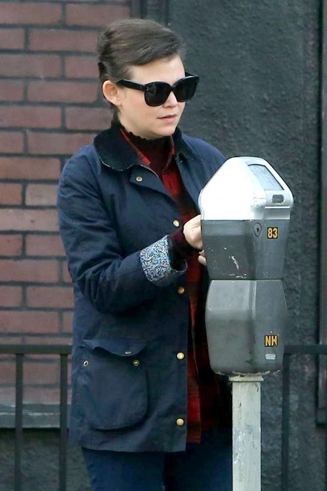 Ginnifer Goodwin - Out and about in LA