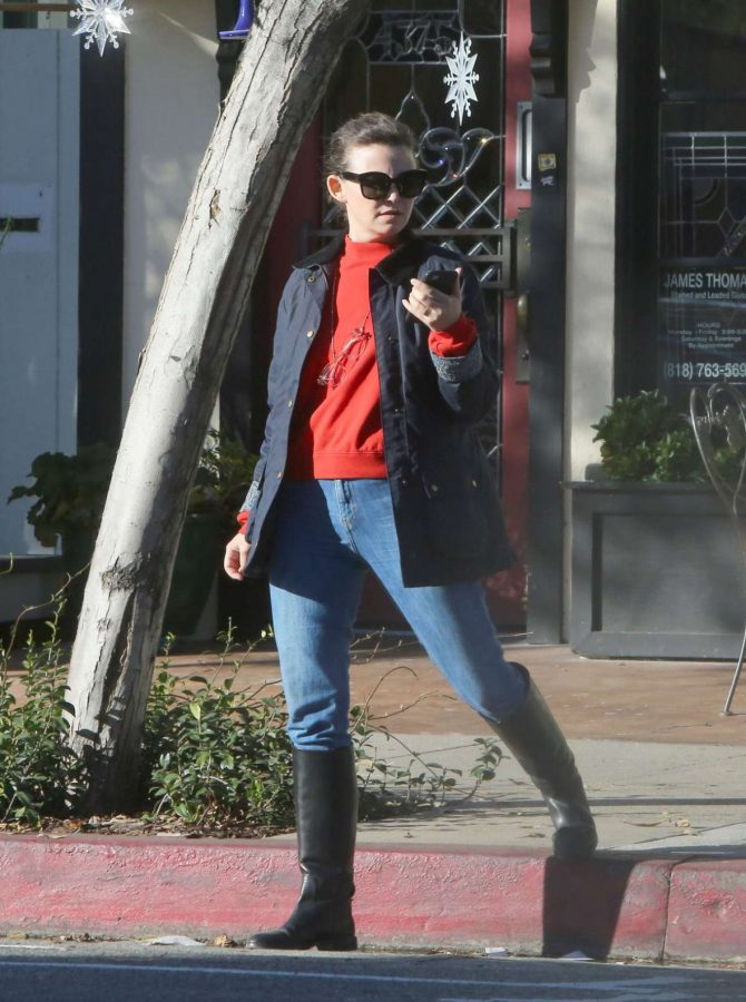 Ginnifer Goodwin - Out in Los Angeles