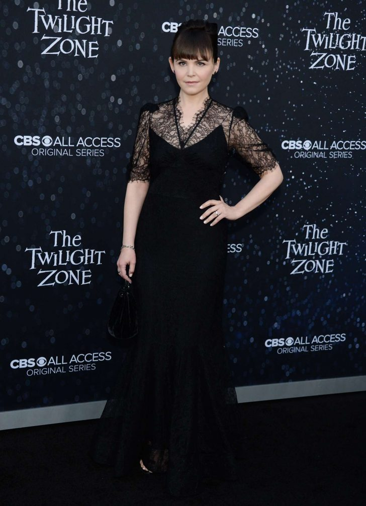 Ginnifer Goodwin - 'The Twilight Zone' Premiere in Hollywood