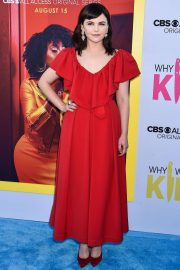 Ginnifer Goodwin - 'Why Women Kill' Premiere in Los Angeles