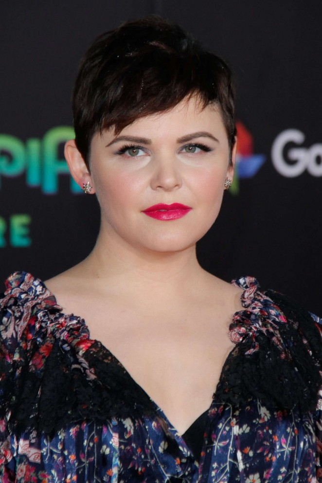 Ginnifer Goodwin - 'Zootopia' Premiere in Hollywood