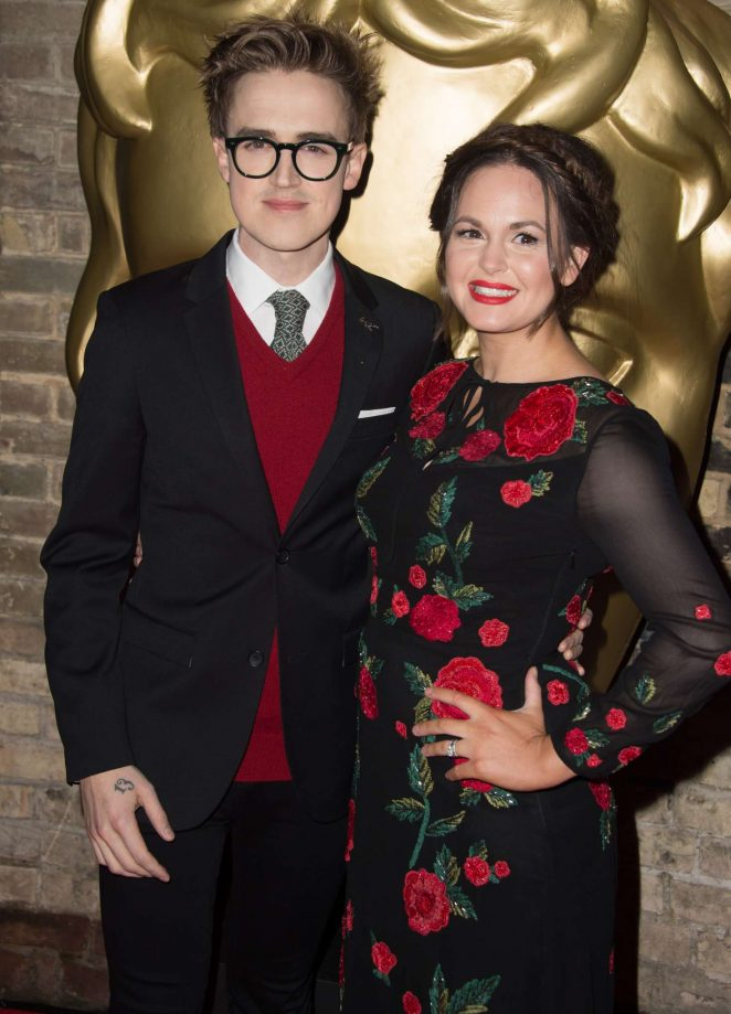 Giovanna Fletcher - 2016 BAFTA Children's Awards in London