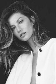 Gisele Bundchen - Elle France Magazine (January 2020)
