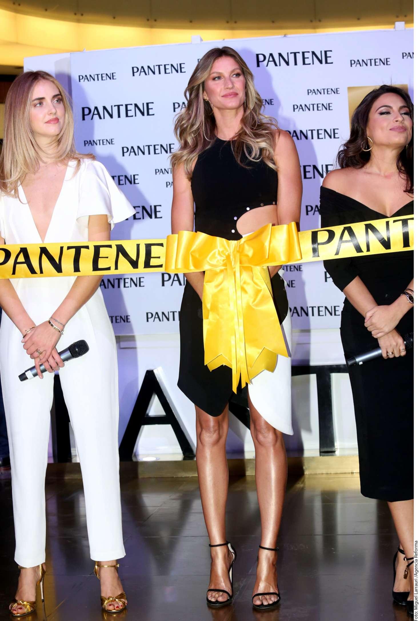 Gisele Bundchen 2016 : Gisele Bundchen: Launching Pantene Institute -12