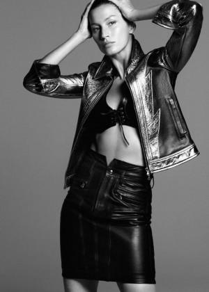 Gisele Bundchen - Vogue Magazine (February 2015)