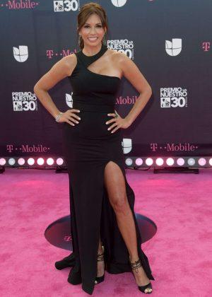 Giselle Blondet - 2018 Premio Lo Nuestro Awards in Miami