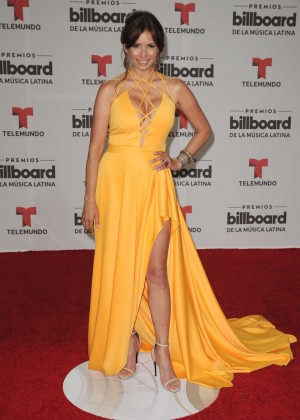Giselle Blondet - Billboard Latin Music Awards 2016 in Miami