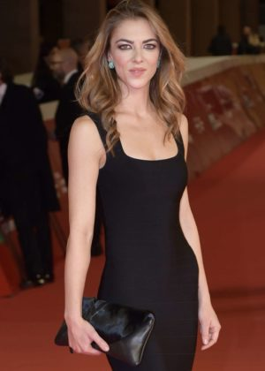Giulia Ando - 12th Rome Film Festival in Rome
