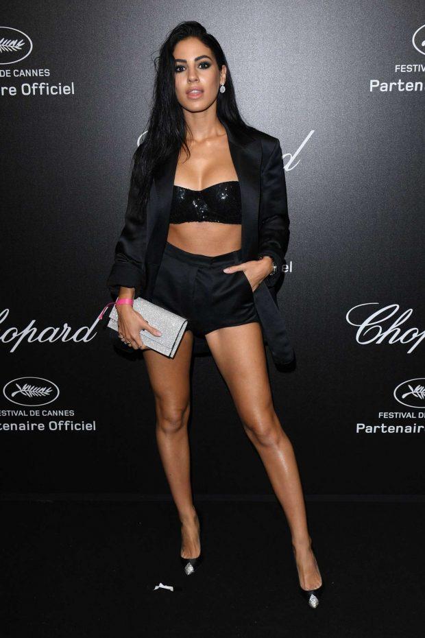 Giulia De Lellis - Chopard Trophy at Agora 2019 Cannes Film Festival