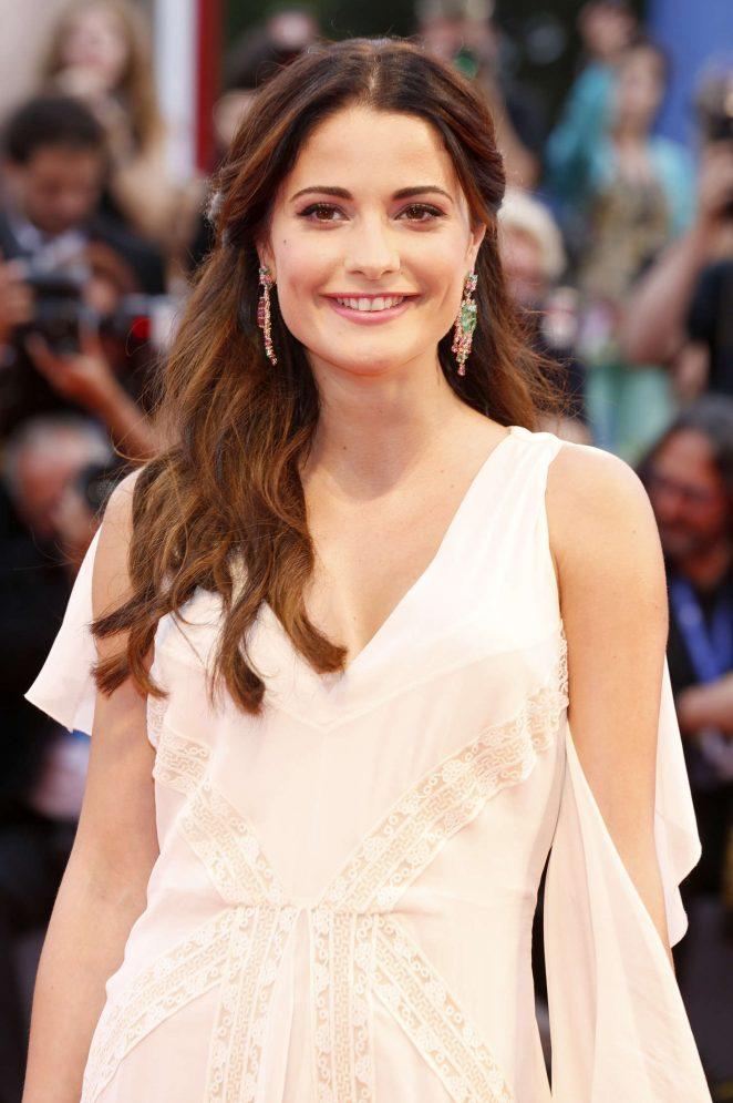Giulia Elettra Gorietti - 'Hacksaw Ridge' Premiere at 73rd Venice Film Festival in Italy