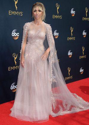 Giuliana Rancic - 2016 Emmy Awards in Los Angeles