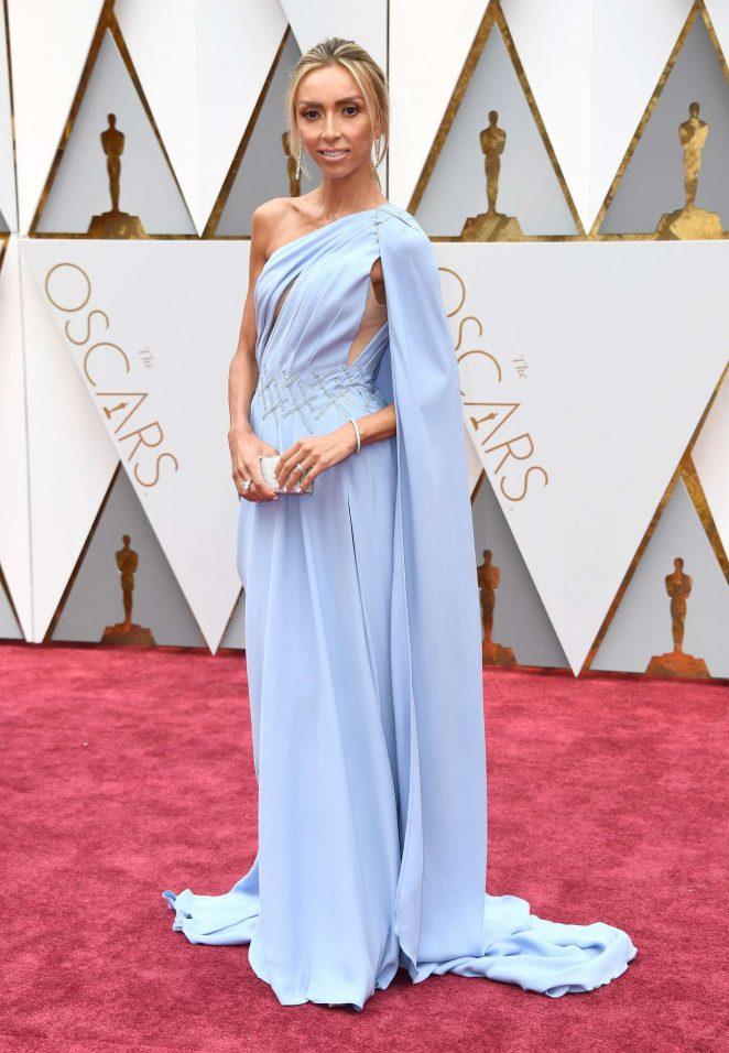 Giuliana Rancic - 2017 Academy Awards in Hollywood