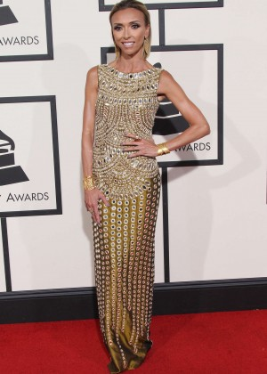 Giuliana Rancic - 2016 GRAMMY Awards in Los Angeles