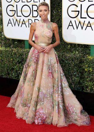 Giuliana Rancic - 74th Annual Golden Globe Awards in Beverly Hills